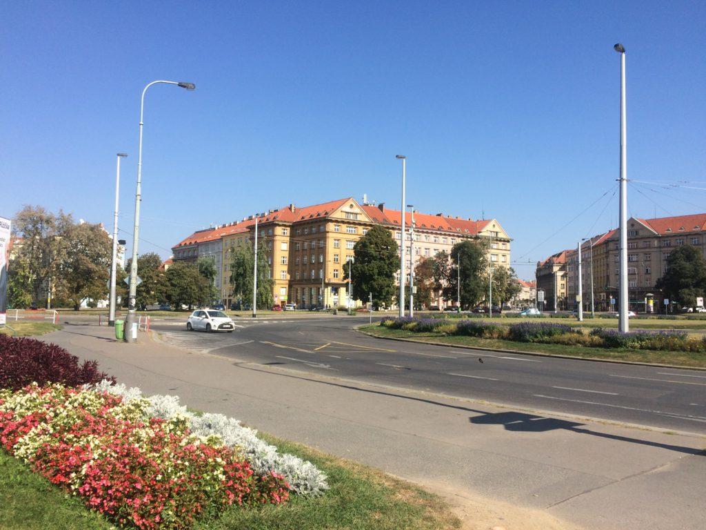 Недвижимость в Праге 6