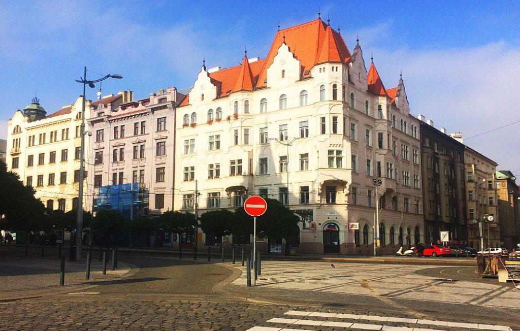 недвижимость в Праге 7