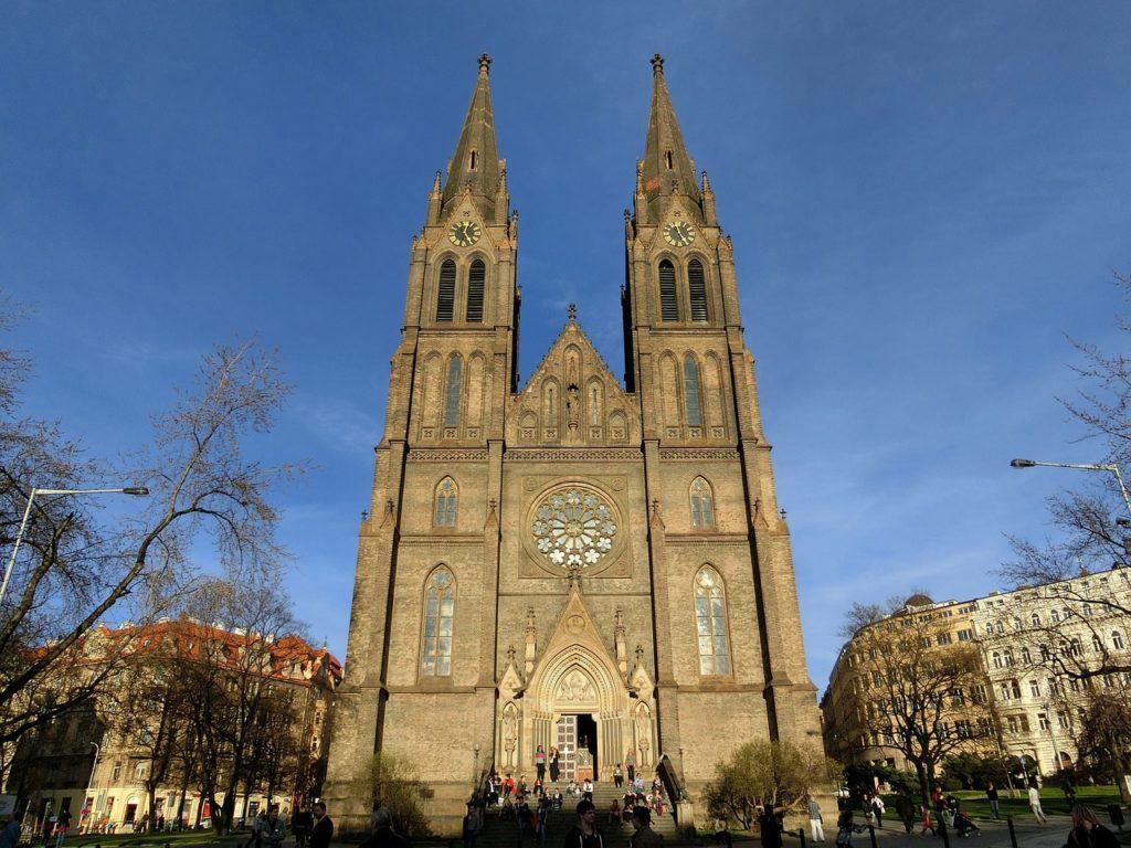 намнести мира собор святой Людмилы