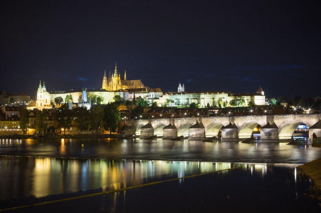 Прага 1- Пражский град